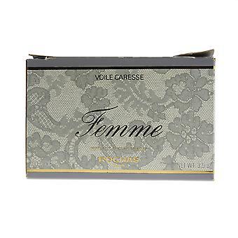 Rochas 'Femme' profumata spolverata di polvere 3,5 oz/100g nuovo In scatola