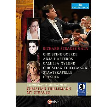 Richard Strauss - Gala Du 150E Anniversaire [DVD] USA import