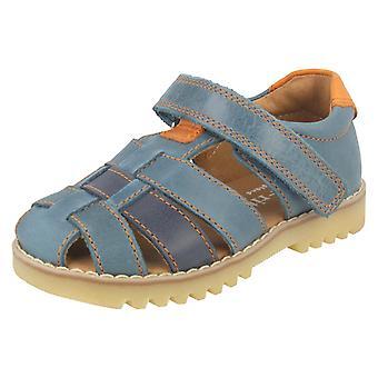 Baby jongens Startrite gesloten teen sandalen klim