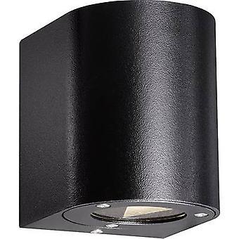 Nordlux Canto 77571003 LED ulkona seinälle vaalea 10 W lämmin valkoinen musta