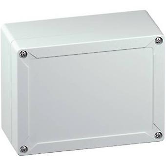 スペルスバーグTG ABS 1612-9-oフィッティングブラケット162 x 122 x 90アクリロニトリルブタジエンスチレングレーホワイト(RAL 7035)1 pc(s)