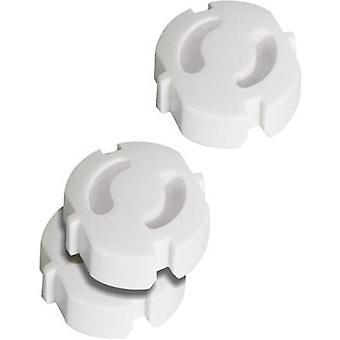 Topcom CP332 Gniazdo wkładki Biały 5 szt