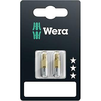 Wera 851/1 TiN SB SiS 05073515001 Philips bit PH 1, PH 2, PH 3 Tool steel alloyed, TiN D 6.3 3 pc(s)