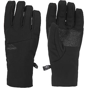 Trespass Mens & Womens/Ladies Royce Softshell Touch Screen Gloves