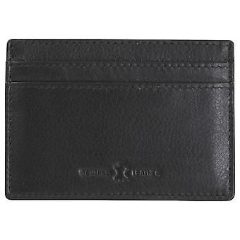 Dalaco Slim RFID Card Holder - Black