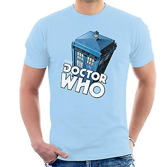 Doctor Who Classic Tardis t-paidat