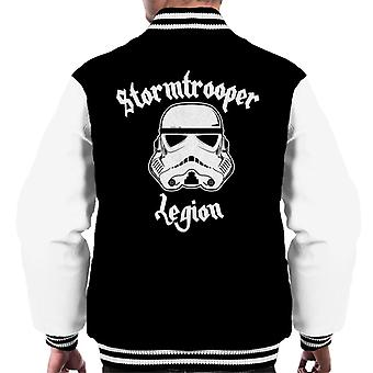 Originele Stormtrooper legioen Heavy Metal mannen Varsity Jacket