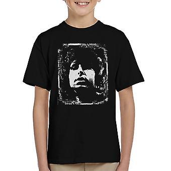 TV kertaa Jim Morrison Retro Lasten t-paita