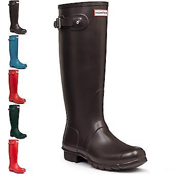 Womens Hunter Original Tall Winter Rain Festival Snow Wellington Boots