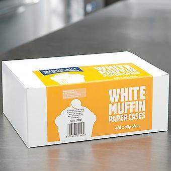 McDougalls White Muffins Paper Cases 90g