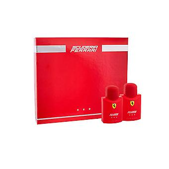 Giftset Ferrari Scuderia Ferrari Red Edt 75ml + Aftershave 75ml