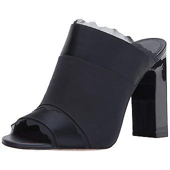 Calvin Klein Womens Marrese Open Toe Mules