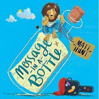 Meddelande i en flaska av Matt Hunt - Matt Hunt - 9781407159188 bok