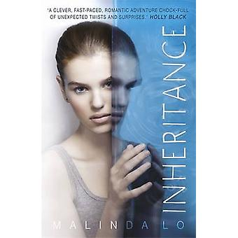 Inheritance by Malinda Lo - 9781444917963 Book