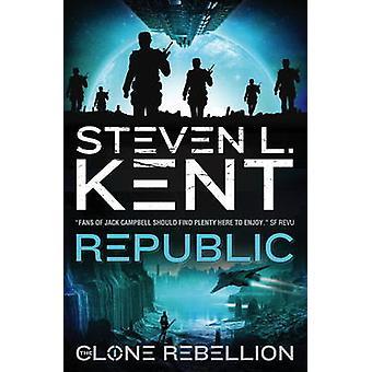 Republikken klon oprør - Bk. 1 - klon af Steven L. Kent - 978178