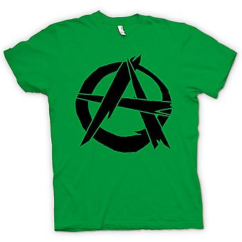 Womens T-shirt - Anarchie - Punk