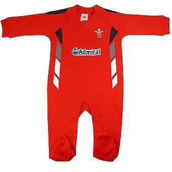 威尔士 RU 婴儿睡衣