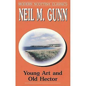 Jonge kunst en oude Hector (moderne Schotse Classics)