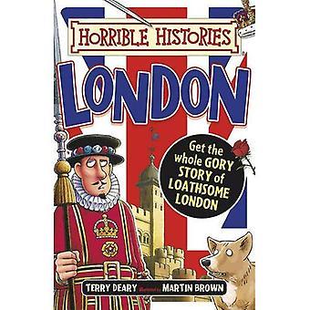 Makabryczne przewodniki: Londyn - straszne historie