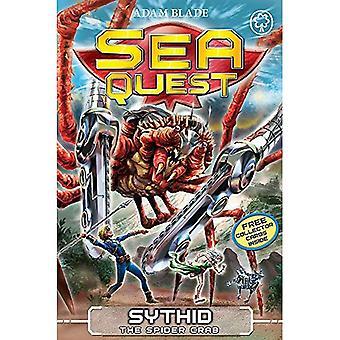 Zee Quest: 17: Sythid de krab spin