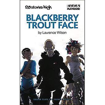 Visage de truite de BlackBerry