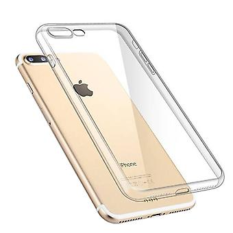 2x Transparent Shell for iPhone 8/iPhone 7 Plus