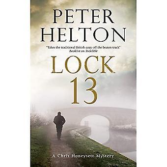 Lock 13 (Chris Honeysett Murder Mystery)