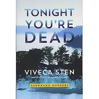 Tonight You're Dead (Sandhamn Murders)