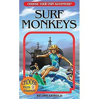 Surf Monkeys (Choose Your Own Adventures - Revised)