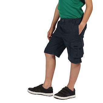 Regatta drenge Shorewalk Camoflauge bomuldstwill Shorts