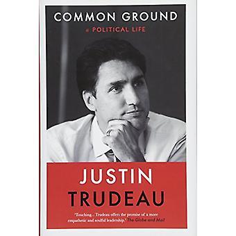 Common Ground - una vida política por Justin Trudeau - libro 9781786070791