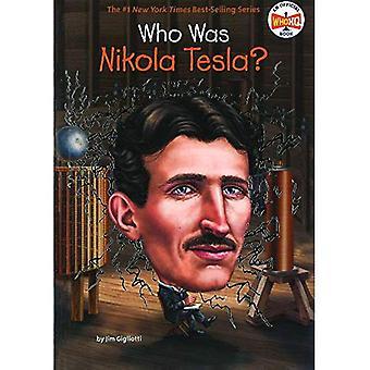 Vem var Nikola Tesla? (Som var?)