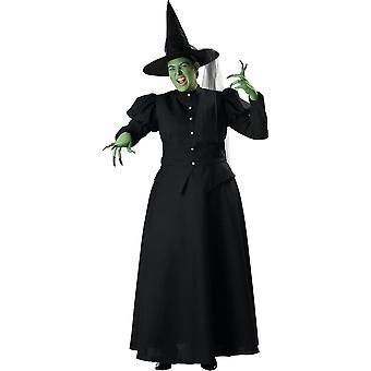 邪悪な魔女コスプレ衣装