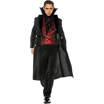 Gothic Vampire Adult Plus Costume