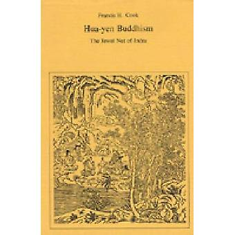 HuaYen buddhismen juvelen netto av Indra av Cook & Francis H.