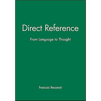 Direct Reference by Recanati & Francois