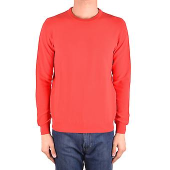 Altea Ezbc048111 Men's Red Cotton Sweater