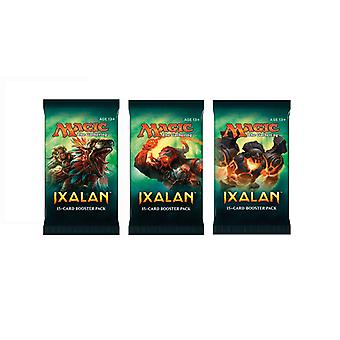 Magic The Gathering Ixalan Booster 3-Pack. Cartes de jeu