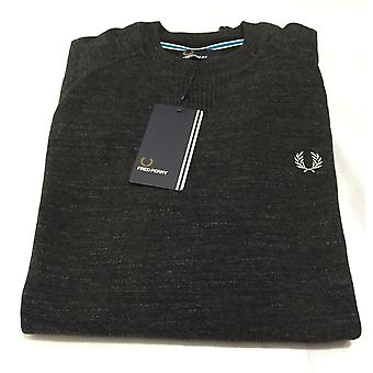 Fred Perry Marl Crew Neck mäns tröja - K6201-176