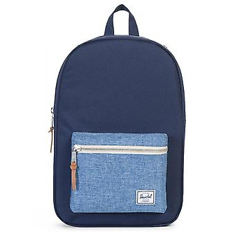 Herschel Supply Co. Settlement Backpack  Peacoat