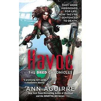 Havoc by Ann Aguirre - 9780425258125 Book