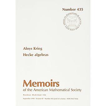 Hecke Algebras - 9780821824979 Book