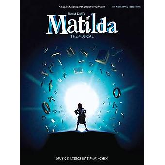 Tim Minchin - Roald Dahl's Matilda - the Musical (Big Note Piano) - 97