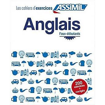 Anglais Cahier D'exercises by Helene Bauchart - 9782700505771 Book