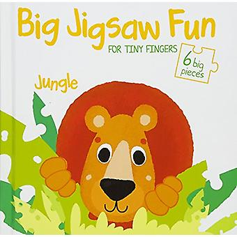 My Very First Puzzle Book - Jungle by Yoyo Books - 9789463349369 Book