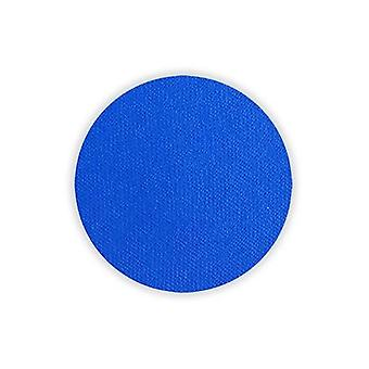 Make up and eyelashes  Aqua facepaint Brilliant Blue (16GR)