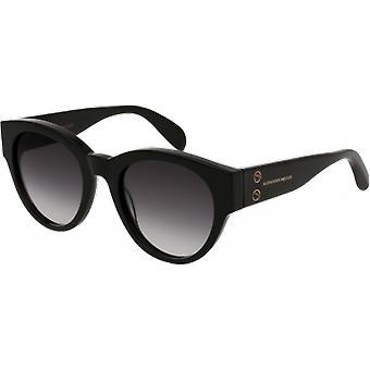 Alexander McQueen AM0054S nero grigio sfumato