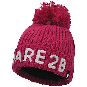 Dare 2b Filles Indication Fleece Lined Bobble Beanie Hat
