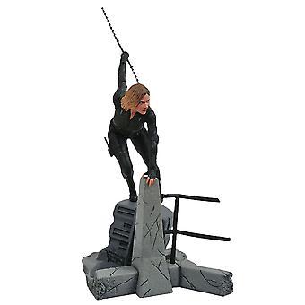 Avengers 3 Infinity War Black Widow PVC galleri statue