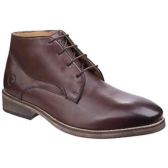 Cotswold Mens Maugesbury Ankle Boot Dark Brown